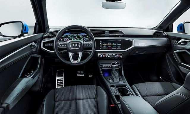 71 All New 2020 Audi Q3 Interior Redesign and Concept by 2020 Audi Q3 Interior