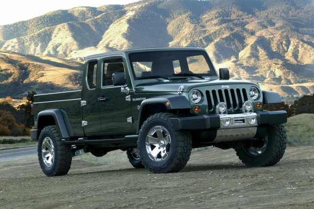 71 Best Review New Jeep Pickup 2020 Configurations for New Jeep Pickup 2020