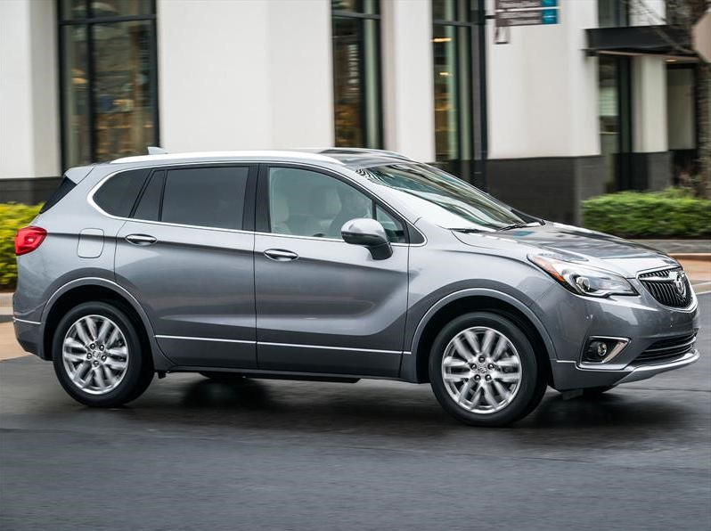 71 Concept of 2020 Buick Envision Specs Rumors by 2020 Buick Envision Specs