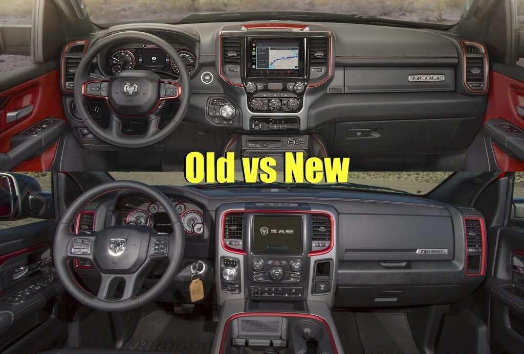 71 Concept of 2020 Dodge Ram Interior Photos with 2020 Dodge Ram Interior