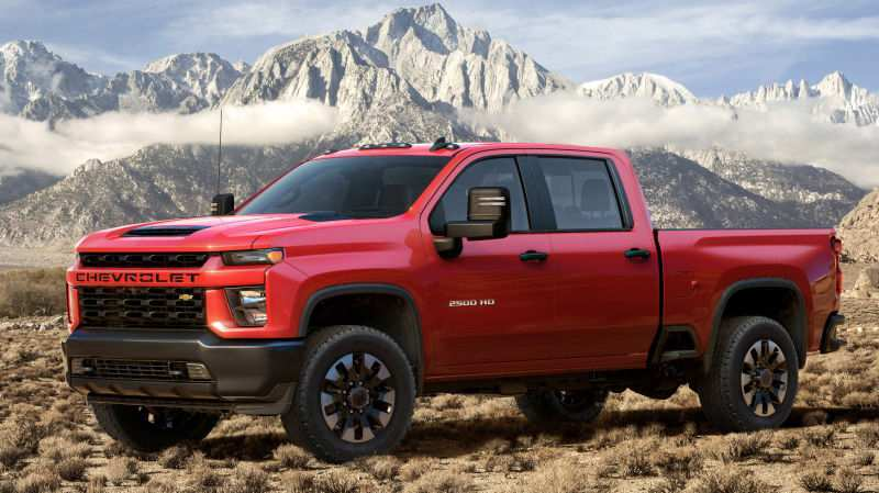 71 Concept of Chevrolet Duramax 2020 Specs and Review for Chevrolet Duramax 2020