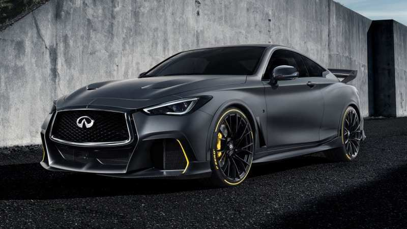 71 Concept of New Infiniti 2020 Overview by New Infiniti 2020