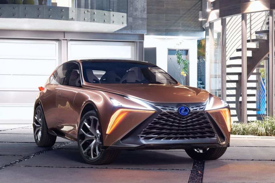 71 Gallery of Lexus Lf 1 Limitless 2020 Picture for Lexus Lf 1 Limitless 2020