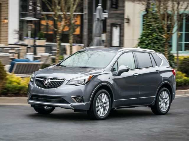 71 Great 2020 Buick Envision Specs Ratings by 2020 Buick Envision Specs