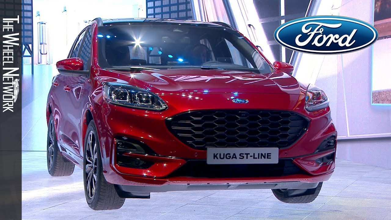 71 Great Ford Kuga 2020 Configurations by Ford Kuga 2020