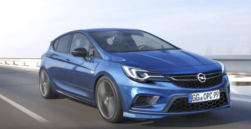 71 Great Opel Astra Gsi 2020 Photos for Opel Astra Gsi 2020