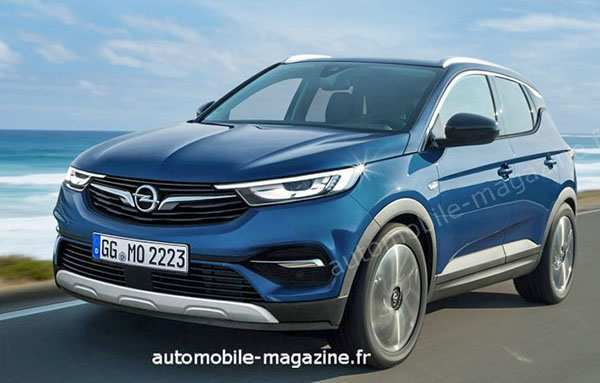 71 Great Opel Mocca 2020 New Concept with Opel Mocca 2020