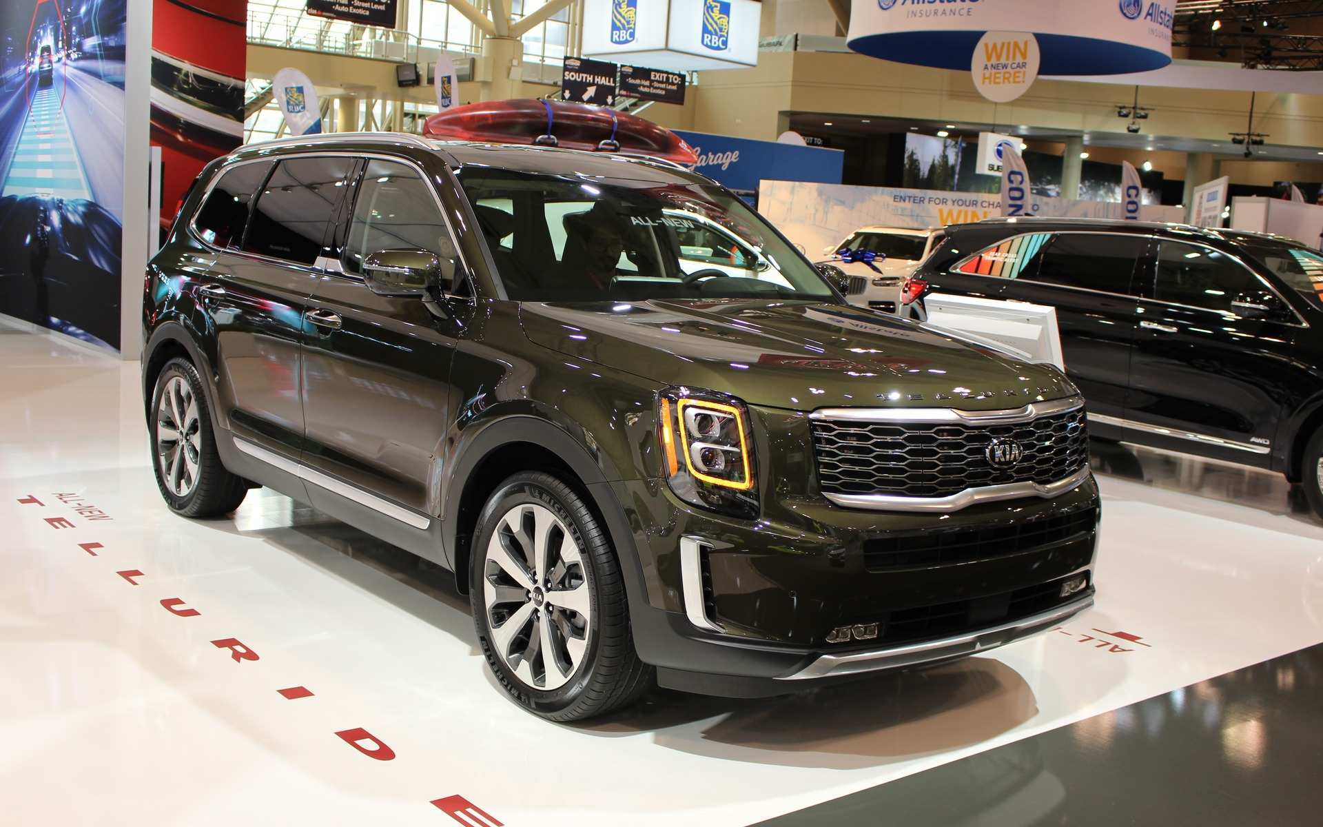 71 Great When Does The 2020 Kia Telluride Come Out Exterior and Interior with When Does The 2020 Kia Telluride Come Out