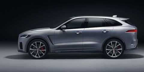 71 New 2020 Jaguar F Pace Changes Wallpaper by 2020 Jaguar F Pace Changes