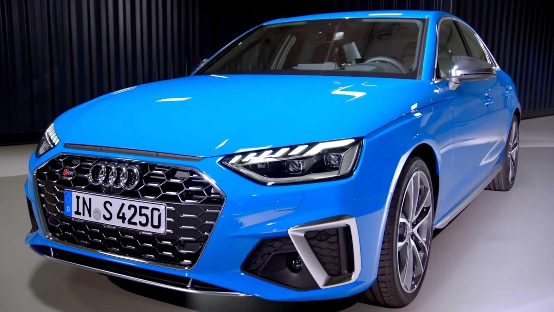 71 New Audi A4 2020 History by Audi A4 2020