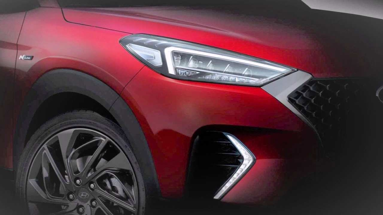 71 New Hyundai Tucson N 2020 Redesign and Concept by Hyundai Tucson N 2020