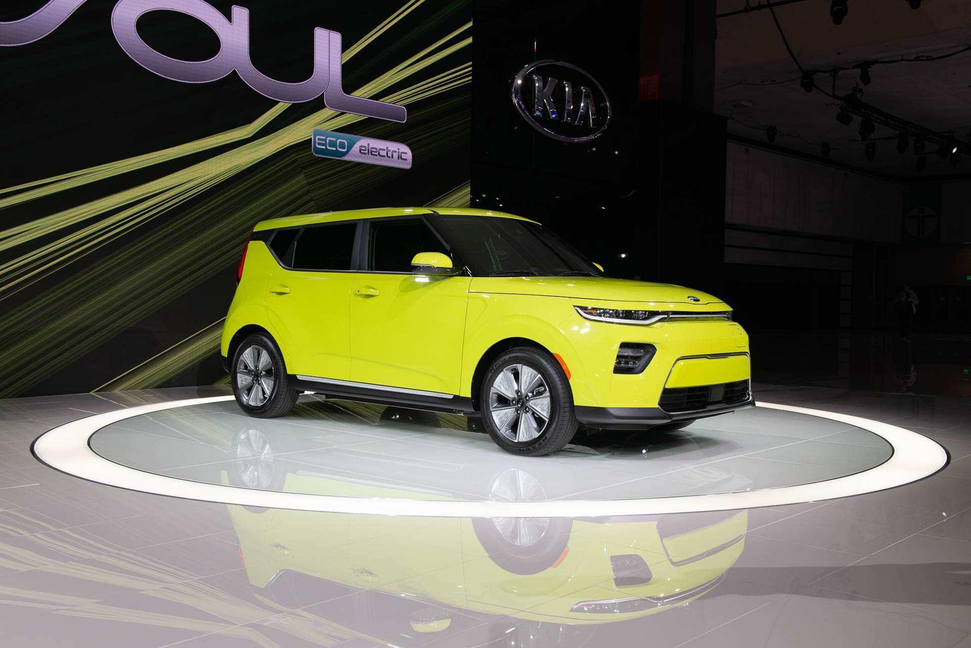 71 New Kia Electric 2020 Performance by Kia Electric 2020