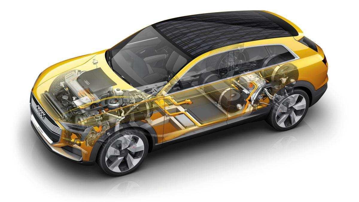 71 The Audi Brennstoffzelle 2020 Wallpaper for Audi Brennstoffzelle 2020