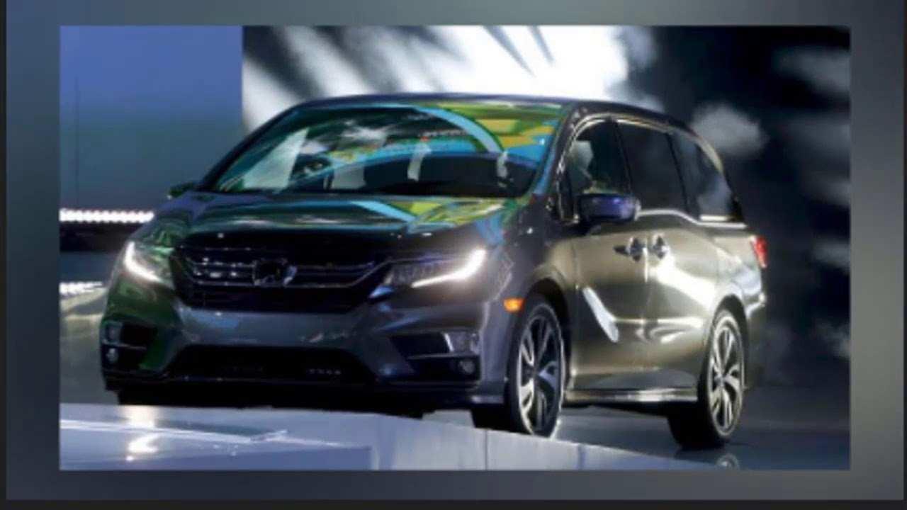 71 The Honda Odyssey 2020 Australia Price and Review with Honda Odyssey 2020 Australia