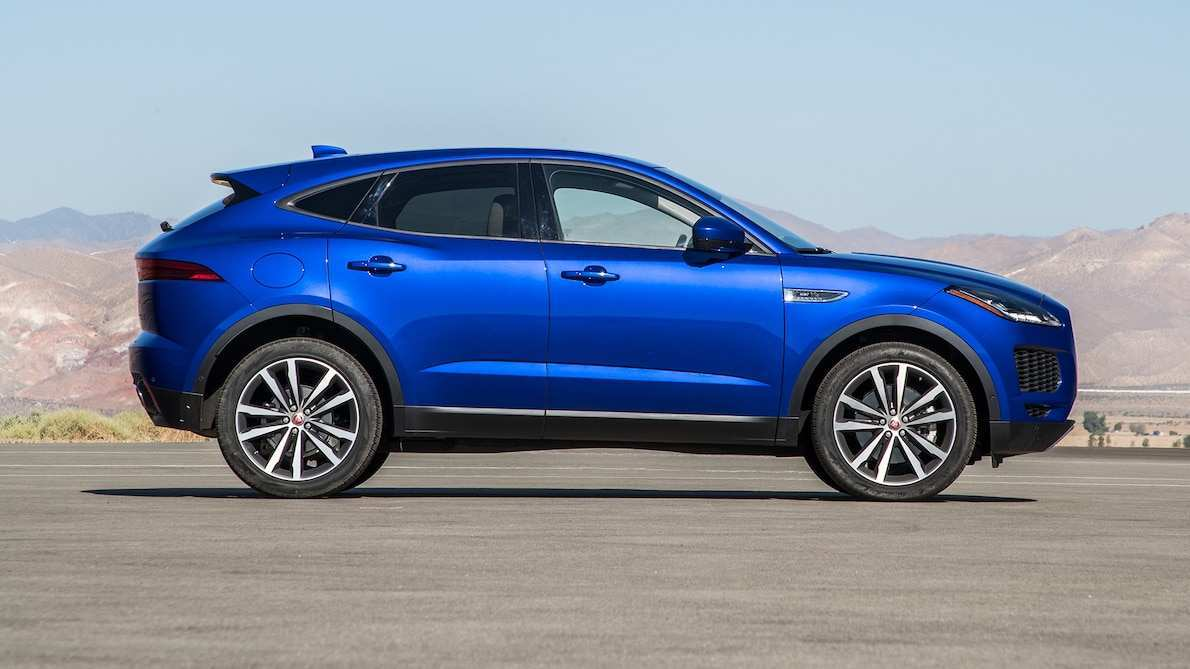71 The Jaguar E Pace Ibrida 2020 Ratings for Jaguar E Pace Ibrida 2020