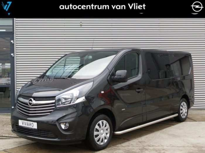 71 The Nuovo Opel Vivaro 2020 Configurations by Nuovo Opel Vivaro 2020