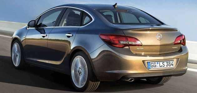 71 The Opel Astra Sedan 2020 Release by Opel Astra Sedan 2020