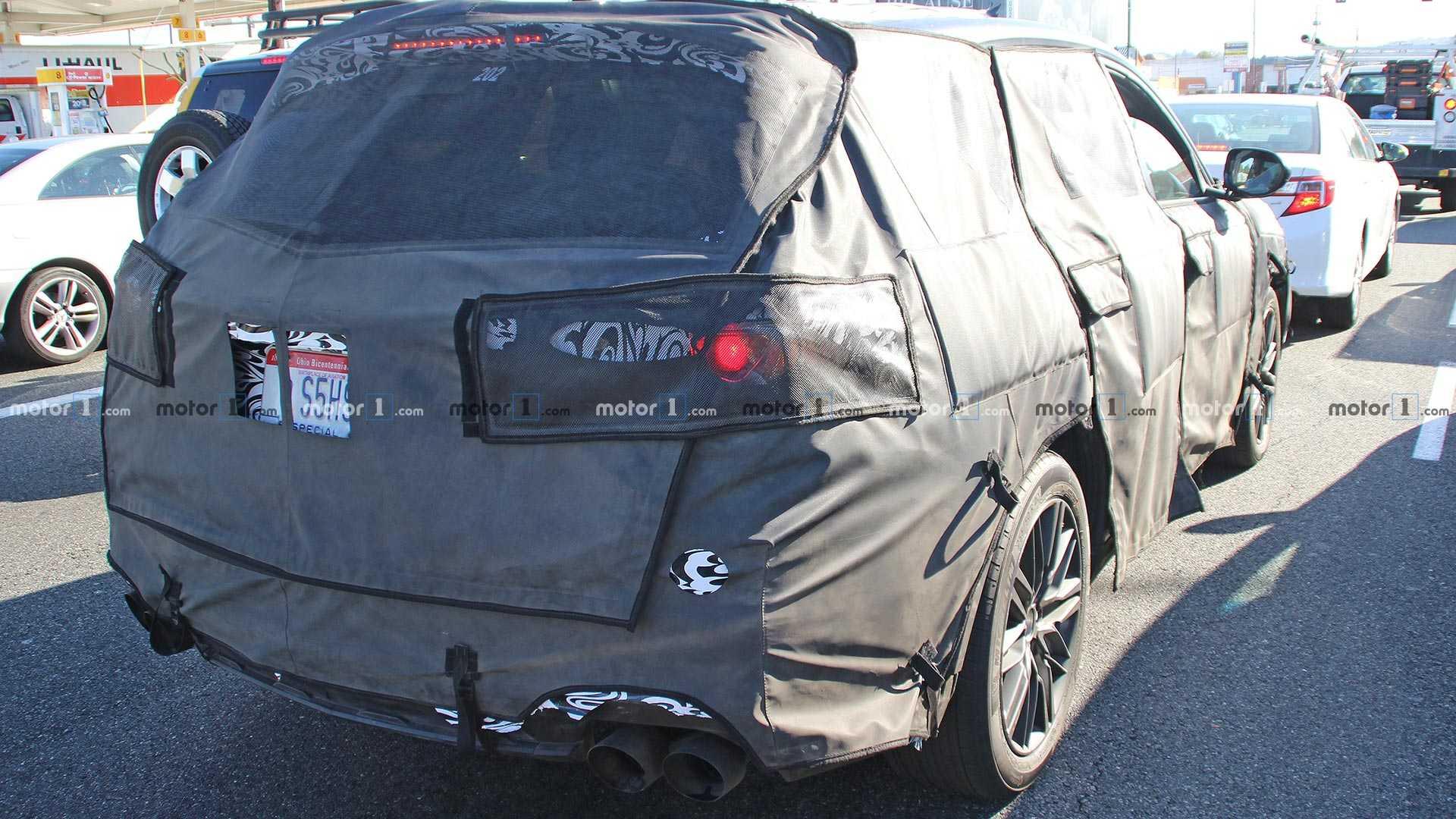 72 All New 2020 Acura Mdx Spy Shots Performance for 2020 Acura Mdx Spy Shots