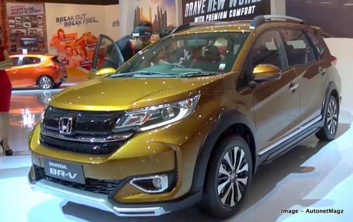 72 All New Honda Brv Facelift 2020 Pictures with Honda Brv Facelift 2020