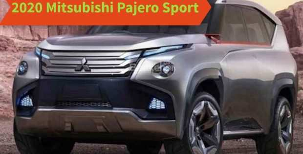 2020 Mitsubishi Montero Limited Price, Specs, Redesign, And Engines >> 72 All New Mitsubishi Montero Limited 2020 Engine For Mitsubishi