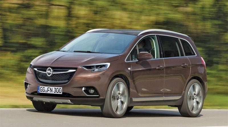 72 All New New Opel Zafira 2020 Prices for New Opel Zafira 2020