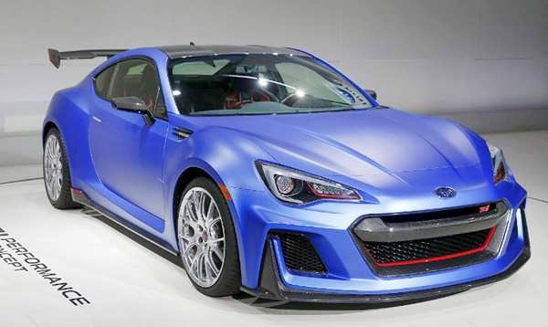 72 All New Subaru Sti 2020 Concept Price and Review by Subaru Sti 2020 Concept
