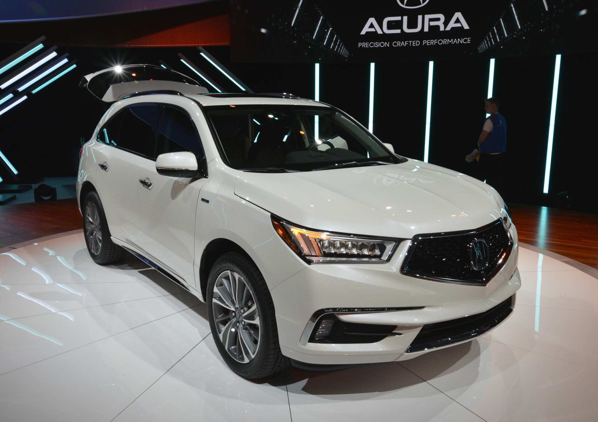 72 Best Review 2020 Acura Mdx Detroit Auto Show Images with 2020 Acura Mdx Detroit Auto Show