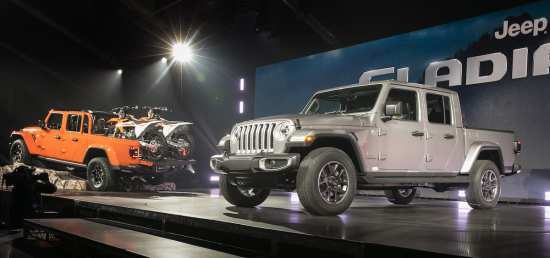 72 Best Review 2020 Jeep Gladiator Gas Mileage Spy Shoot by 2020 Jeep Gladiator Gas Mileage