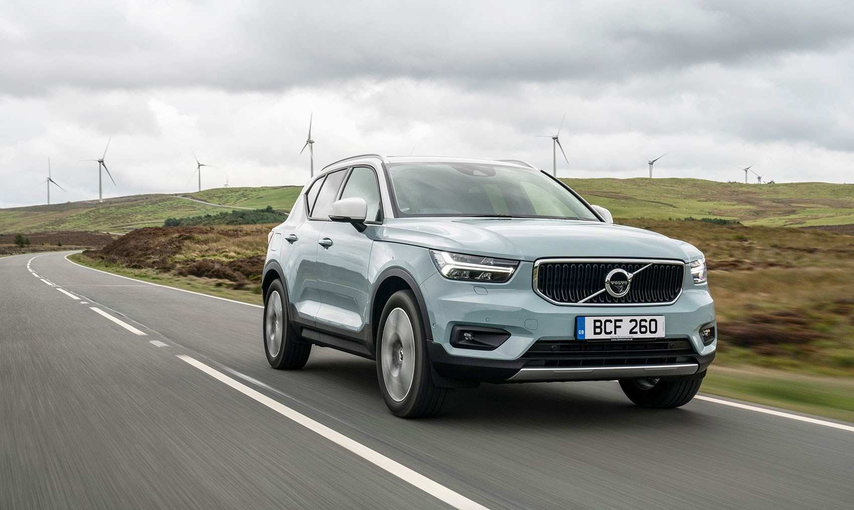 72 Best Review 2020 Volvo Xc40 Hybrid Configurations with 2020 Volvo Xc40 Hybrid