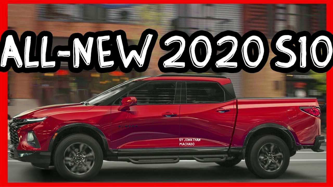 72 Best Review All New Chevrolet Colorado 2020 Performance for All New Chevrolet Colorado 2020