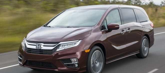 72 Best Review Honda Odyssey 2020 Awd Concept by Honda Odyssey 2020 Awd
