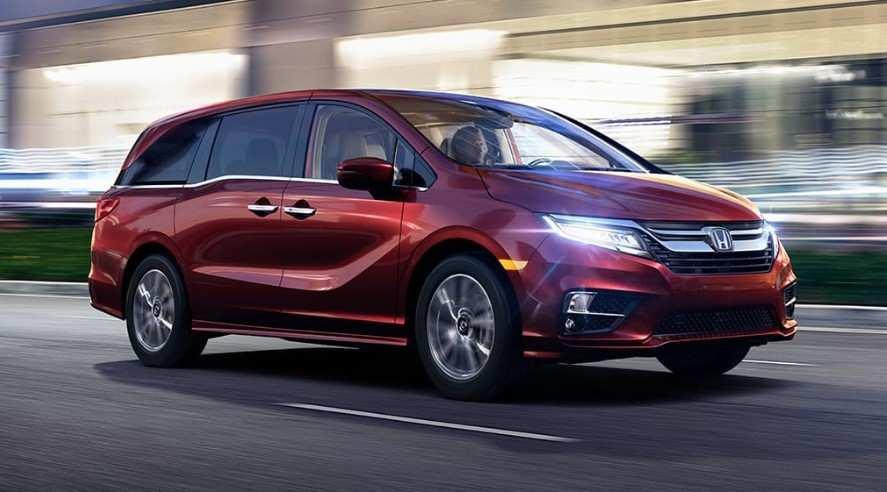 72 Best Review Honda Odyssey 2020 Awd Model with Honda Odyssey 2020 Awd