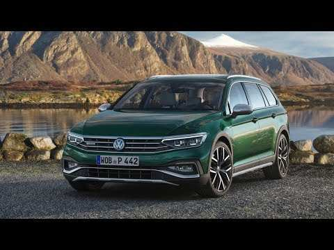 72 Best Review Volkswagen Passat Alltrack 2020 Price and Review by Volkswagen Passat Alltrack 2020