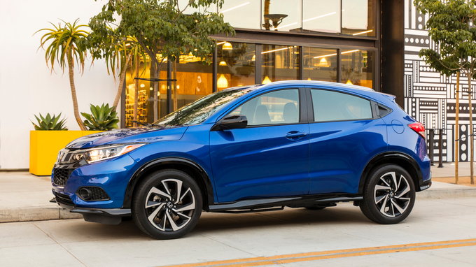 72 Concept of Honda Hrv 2020 Release Date Usa Exterior and Interior by Honda Hrv 2020 Release Date Usa