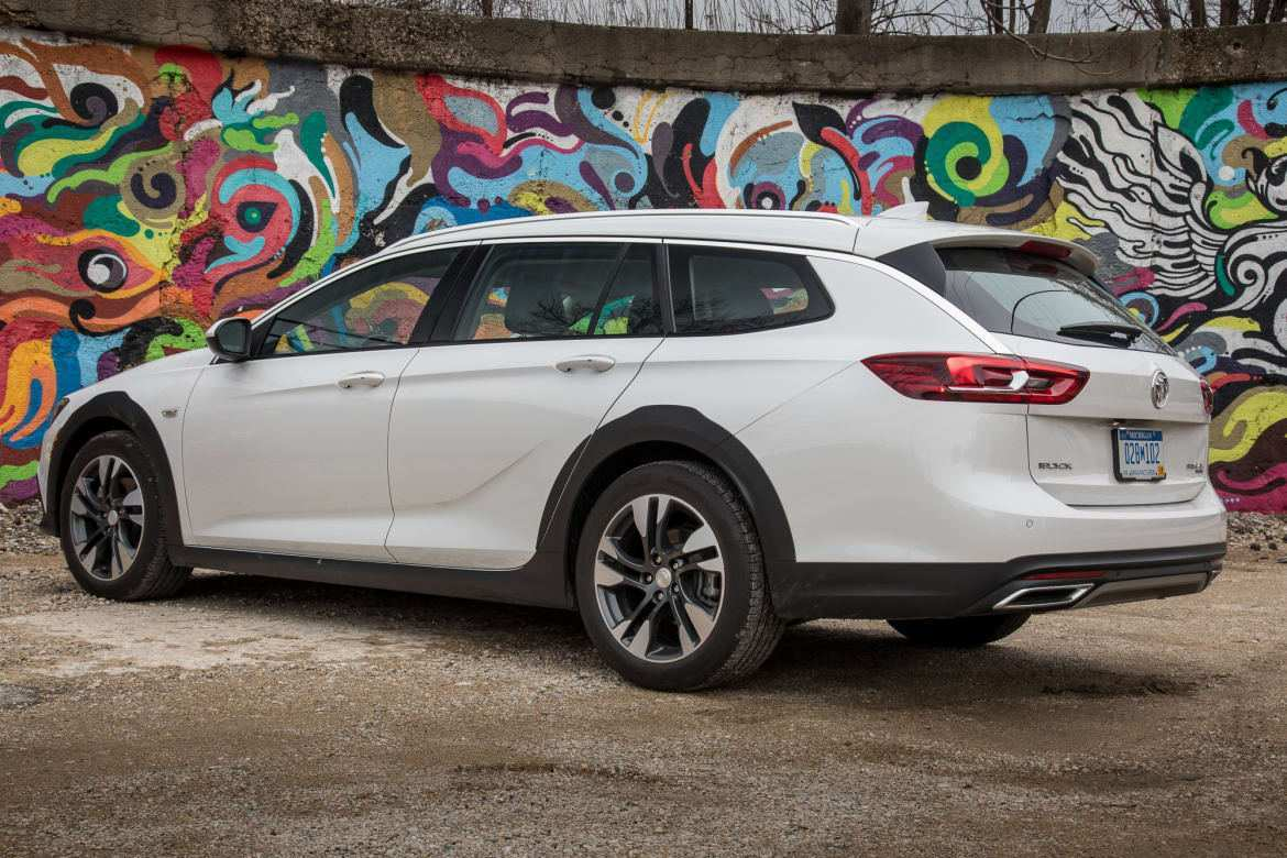 72 Gallery of 2020 Buick Regal Station Wagon Price and Review for 2020 Buick Regal Station Wagon