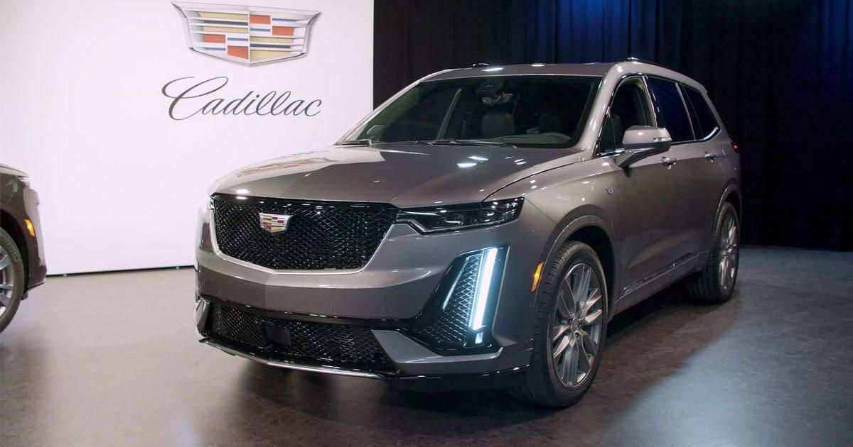 72 Gallery of 2020 Cadillac Xt6 Availability Release Date by 2020 Cadillac Xt6 Availability