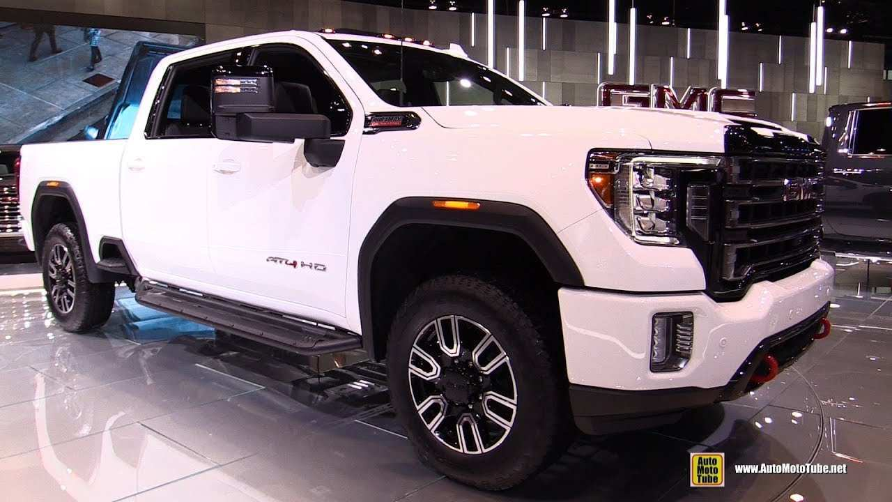 72 Gallery of 2020 Gmc 2500 Interior Price with 2020 Gmc 2500 Interior