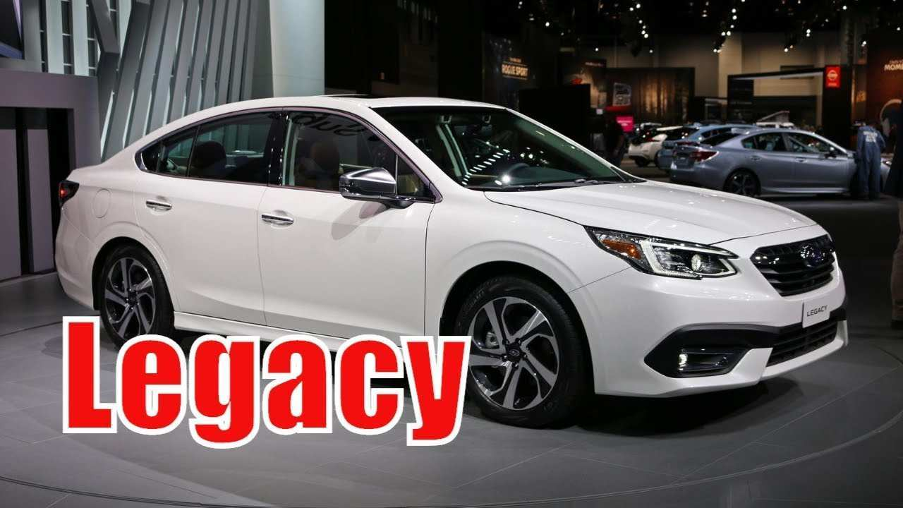72 Gallery of 2020 Subaru Legacy Youtube Configurations for 2020 Subaru Legacy Youtube