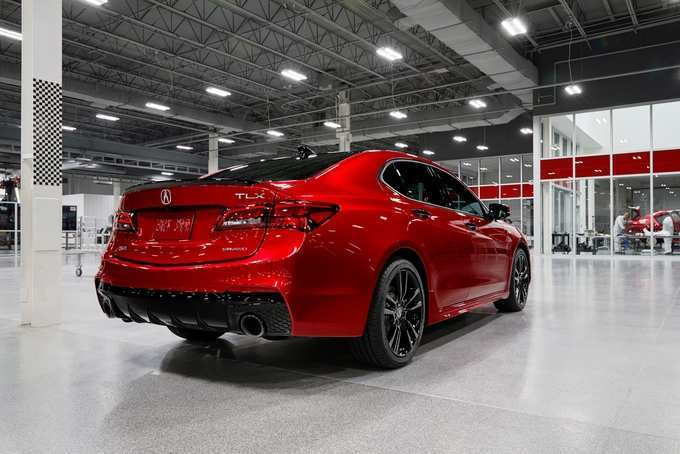 72 Gallery of Release Date For 2020 Acura Tlx Performance for Release Date For 2020 Acura Tlx