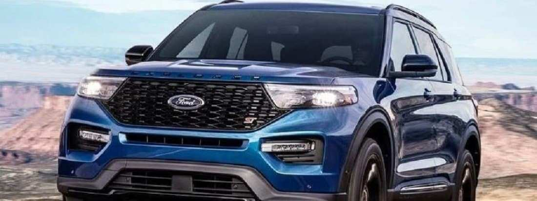 72 Great Ford New Suv 2020 Redesign and Concept for Ford New Suv 2020