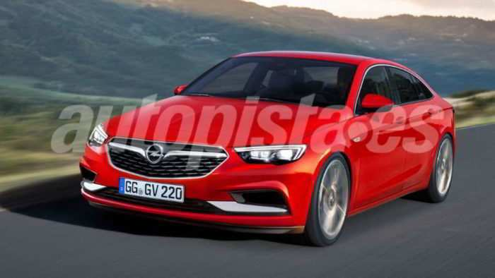 72 Great New Opel Insignia 2020 Rumors with New Opel Insignia 2020