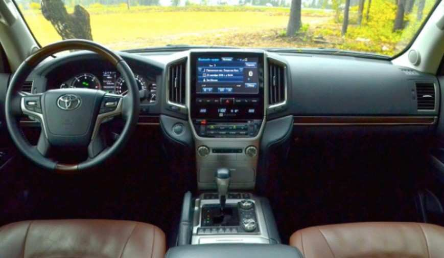 72 Great Toyota Land Cruiser 2020 Interior Model with Toyota Land Cruiser 2020 Interior