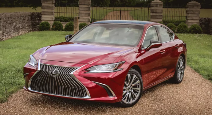 72 New 2020 Lexus Es Hybrid New Concept with 2020 Lexus Es Hybrid