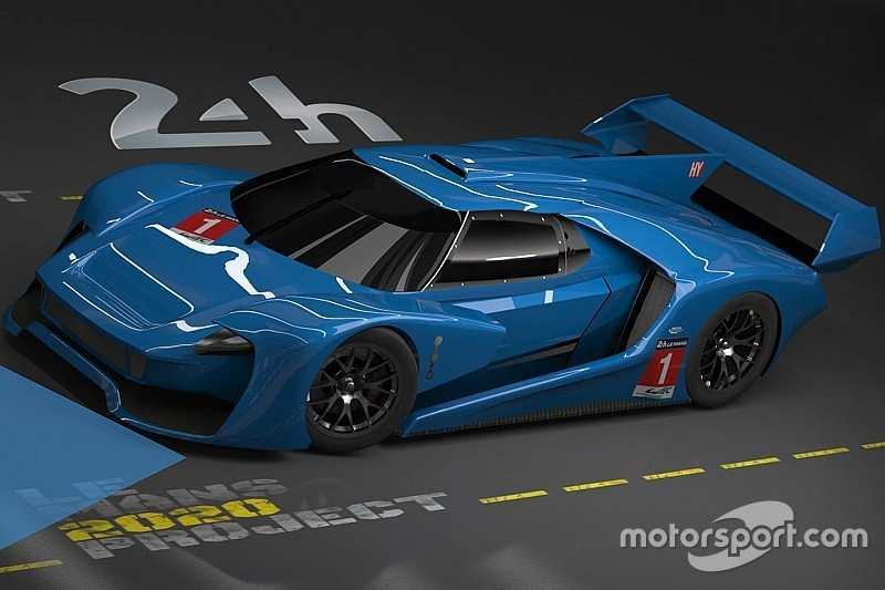 72 New Ford Wec 2020 Configurations for Ford Wec 2020