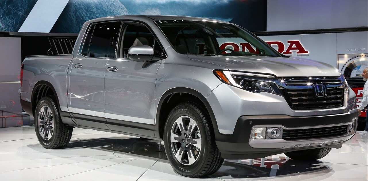 72 New Honda Ridgeline 2020 Rumors Configurations with Honda Ridgeline 2020 Rumors