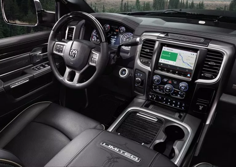 72 The 2020 Dodge Ram Interior Release by 2020 Dodge Ram Interior