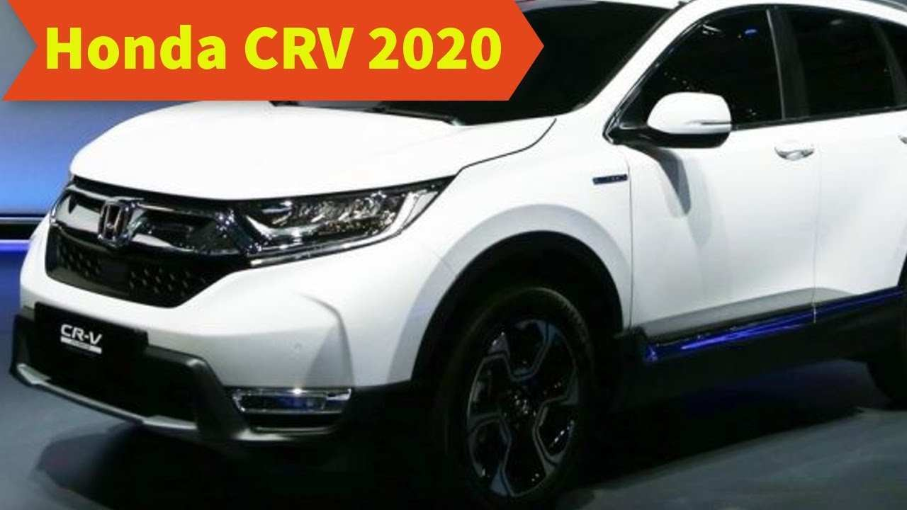 72 The Honda Crv 2020 Redesign Images by Honda Crv 2020 Redesign