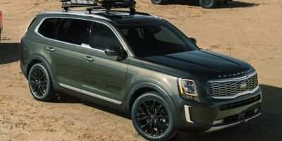 73 All New 2020 Kia Telluride Lx Exterior and Interior for 2020 Kia Telluride Lx