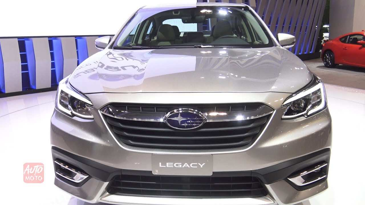 73 All New 2020 Subaru Legacy Youtube Images with 2020 Subaru Legacy Youtube