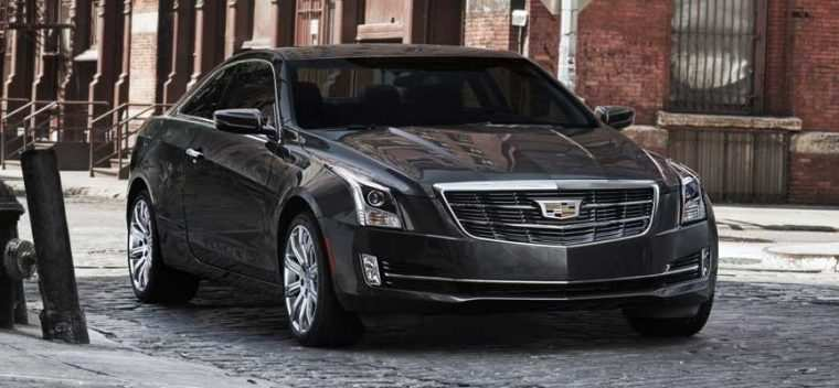 73 All New Cadillac Ats Coupe 2020 Research New by Cadillac Ats Coupe 2020